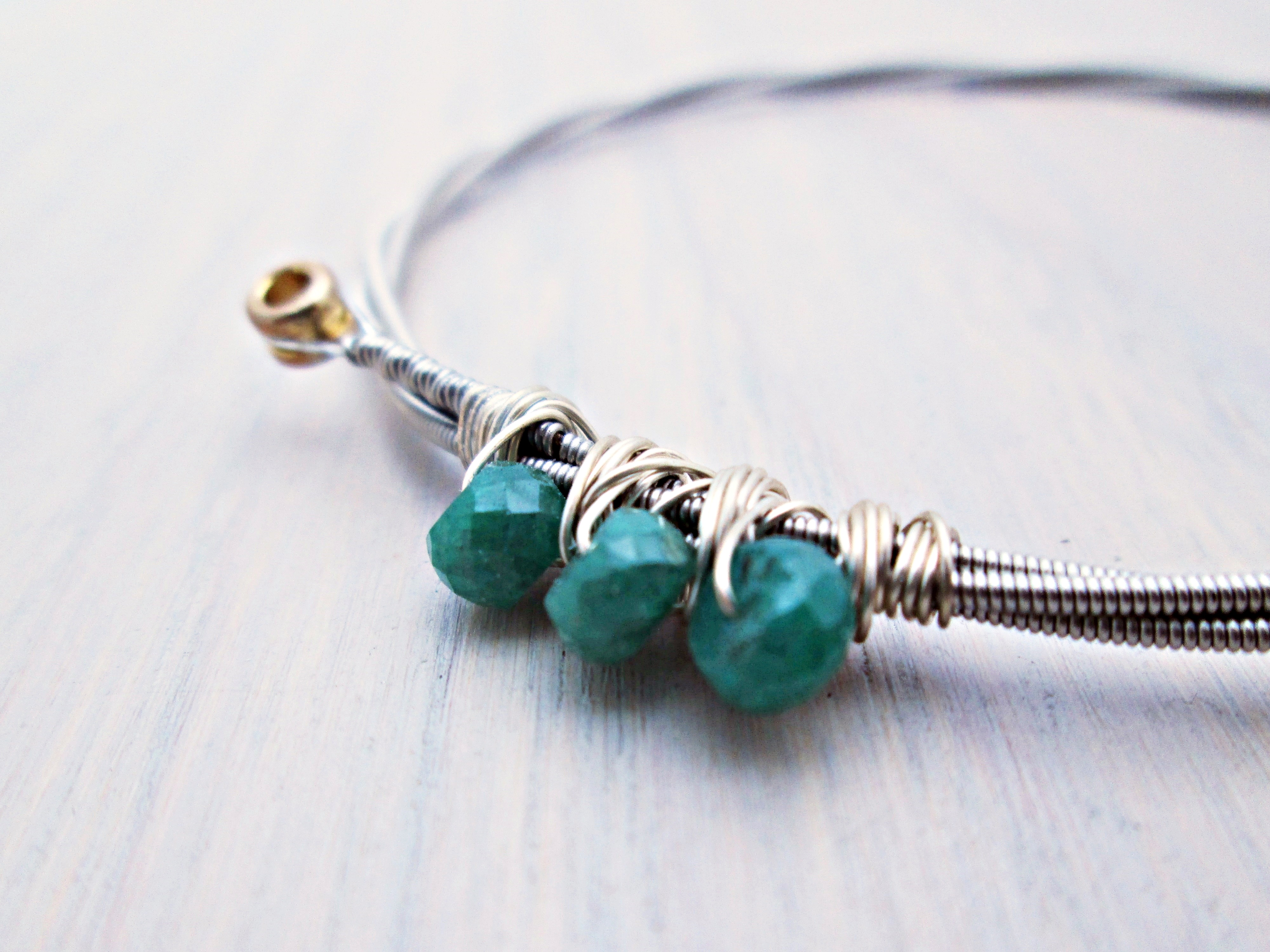 Born To Rock Birthstone Bracelet The Chestnut Forge